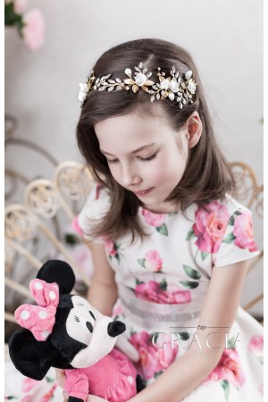 7 Adorable Flower Girl Hairpieces - Floral Hair Accessories
