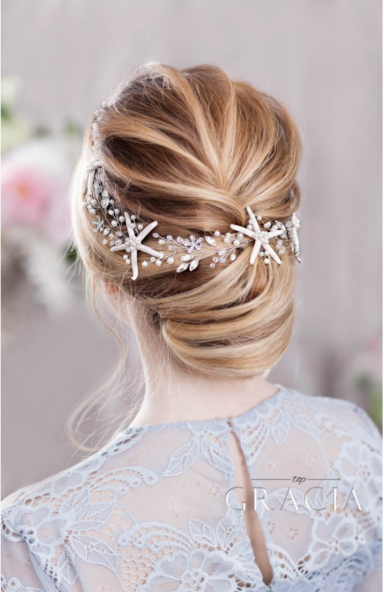 DANA Beach Wedding Hair Accessories