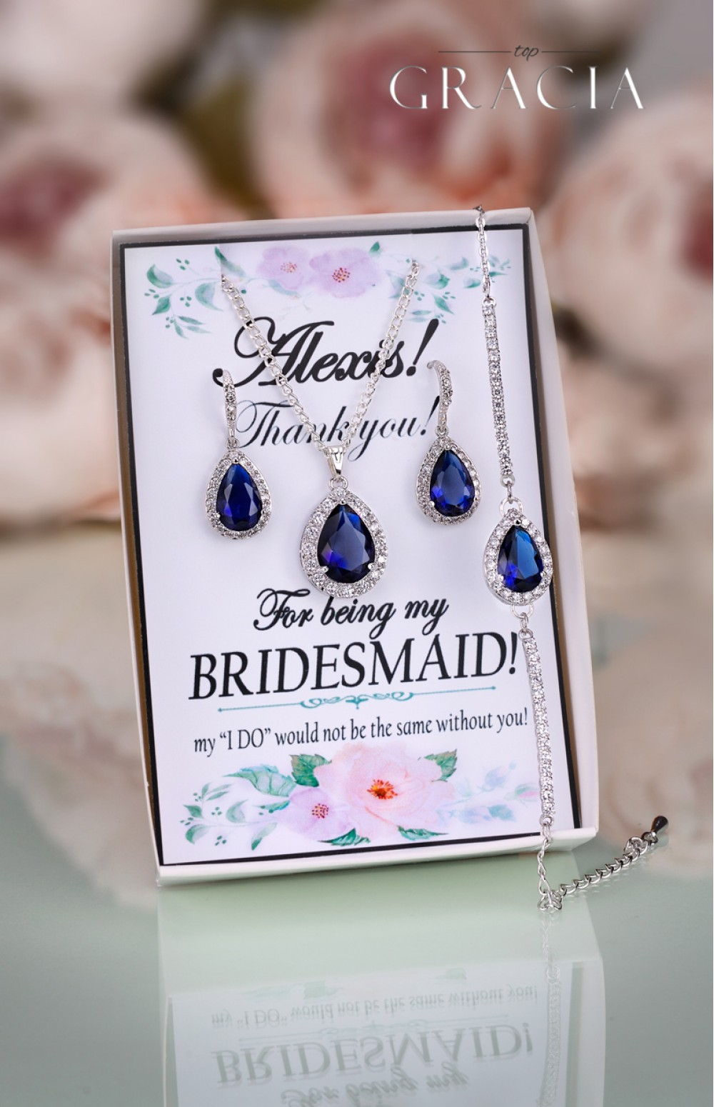 Teardrop Pearl Earrings Blush Wedding Gift for Moms Pink Pearl Earrings Maid of Honor Gift Bridal Party Gift Bridesmaid Earrings Gift