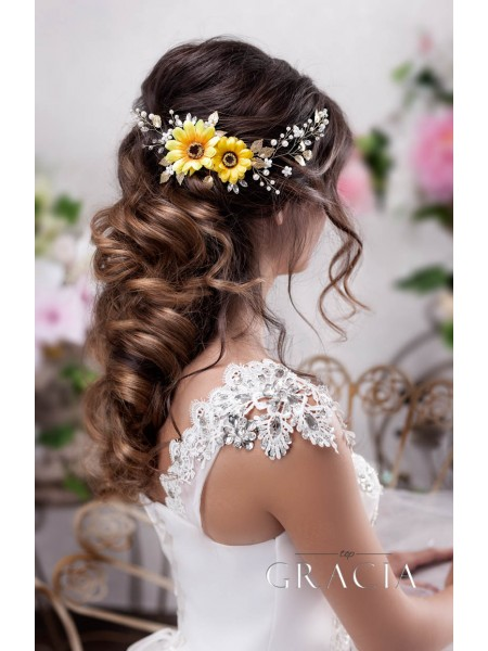 Picking Up the Right Accessory for Your Sunflower Wedding Theme