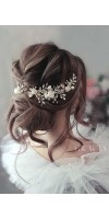 IDEAL Gold  Wedding Haipiece