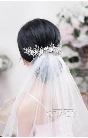 Burgundy Maroon Hair Comb Bridal Headpiece Wedding Hair Accessories Pearl Comb Bridesmaid Hairpiece Bridal Falls Wedding Vintage Hair Comb