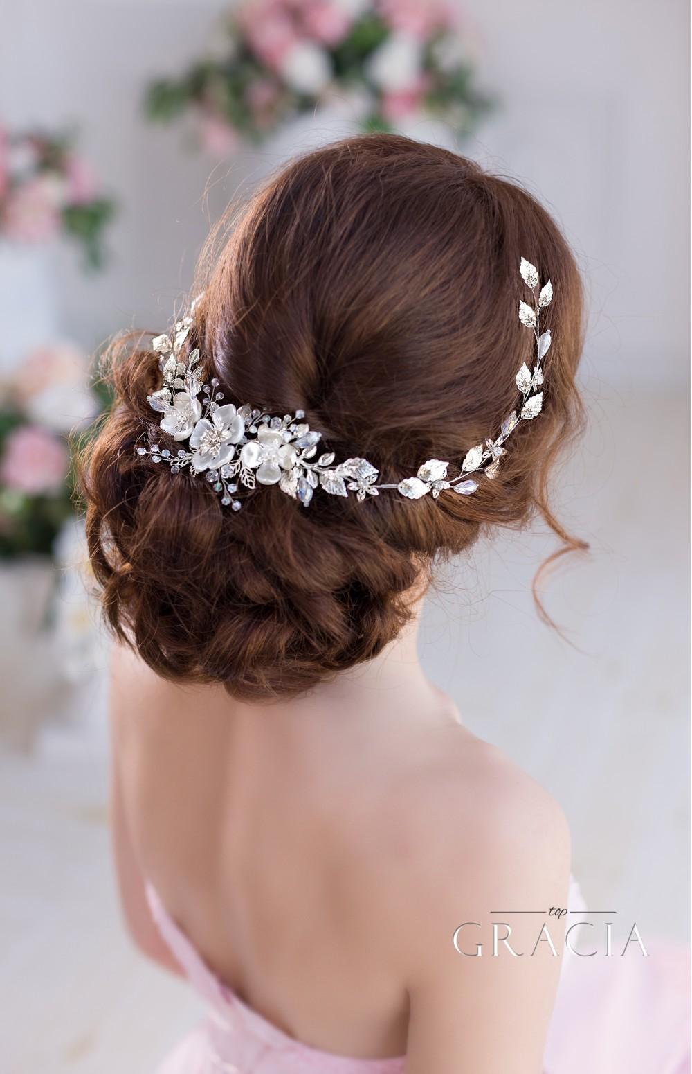 Chrysanthe Pearl Flower Wedding