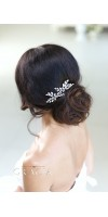 HERMIONE Crystal Bridal Hair Pins Wedding Rhinestone Hair Jewelry Hairpins