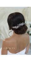 GLYKERIA Crystal Flower Hair Pins Wedding Hairpins Bobby Pins