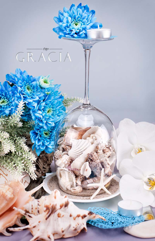 beach-wedding-centerpiece
