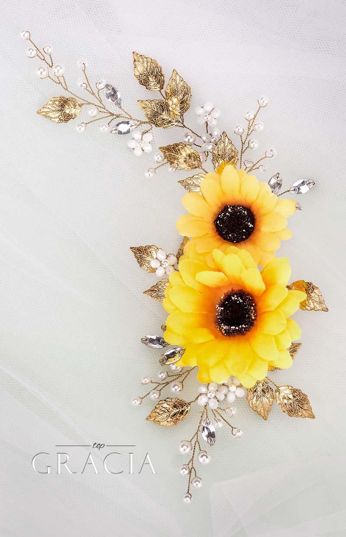 sunflower wedding theme rustic