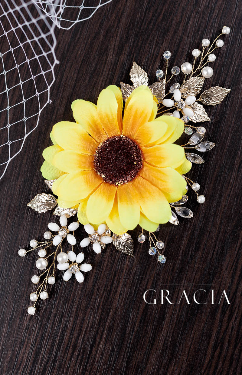 sunflower_fall_bridal_hair_accessories_for_updo_hairstyles_headpieces_by_TopGracia