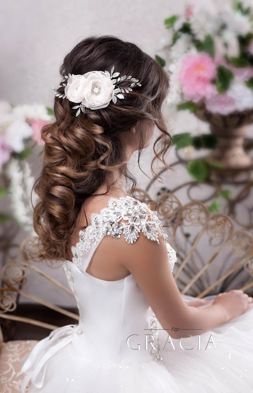 champagne_ivory_bridal_hair_flower