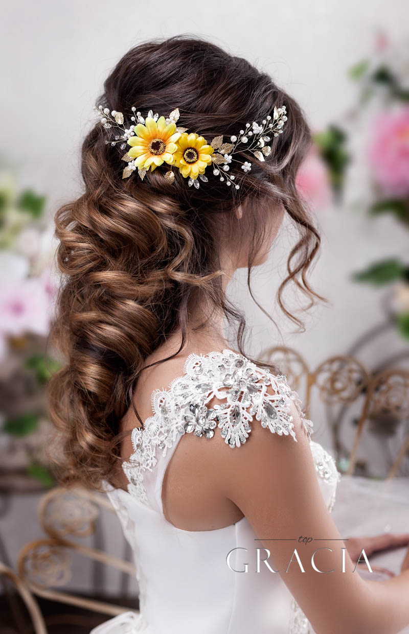 sunflower_wedding_hair_piece_by_TopGracia